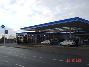 Tankstelle Erftstadt (Liblar)