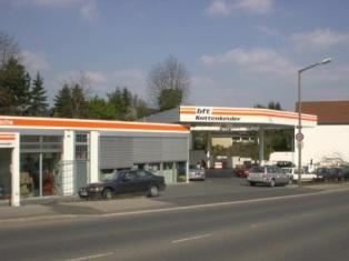 Tankstelle Frechen (Königsdorf)