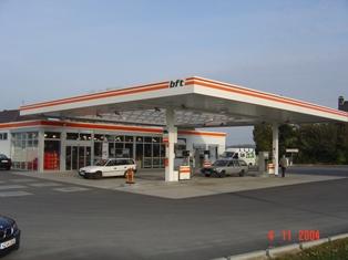 Tankstelle Kalkar