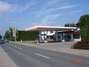Tankstelle Simmerath (Kesternich)