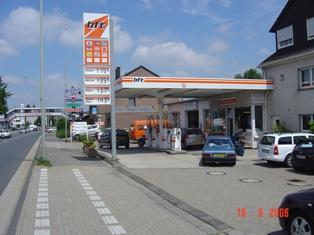 Tankstelle Herzogenrath