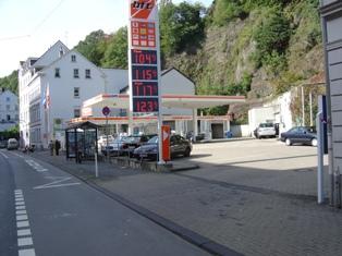 Tankstelle Wuppertal (Elberfeld)