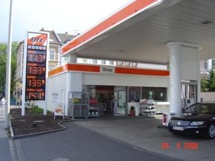 Tankstelle Bonn (Endenich)