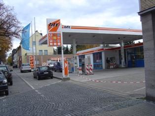 Tankstelle Aachen (Forst)