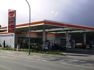 Tankstelle Eschweiler (Pumpe)