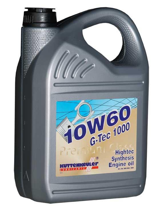 G-TEC 1000 10W60 5L