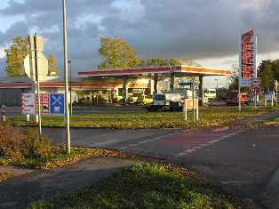 Tankstelle Ducherow