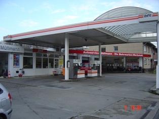 Tankstelle Grevenbroich (Langwaden)