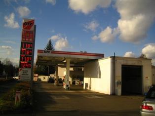 Tankstelle Sankt Augustin (Zentrum)