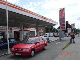 Tankstelle Köln (Meschenich)