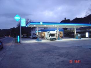Tankstelle Kobern-Gondorf
