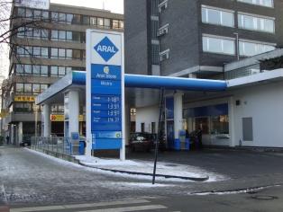 Tankstelle Köln (Lindenthal)