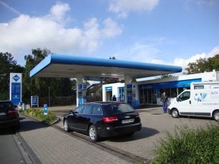 Tankstelle Unna (Massen)