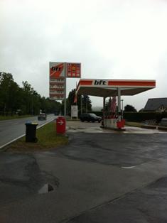 Tankstelle Bad Münstereifel (Esch)