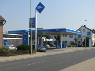 Tankstelle Stolberg (Mausbach)
