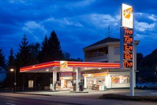 Tankstelle Rösrath (Hoffnungsthal)