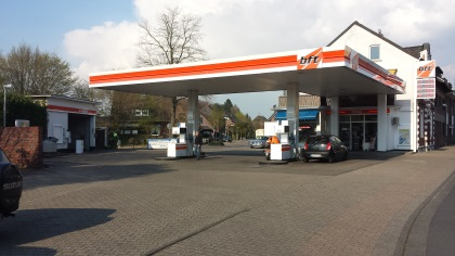 Tankstelle Grefrath