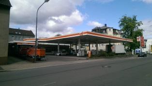 Tankstelle Wermelskirchen
