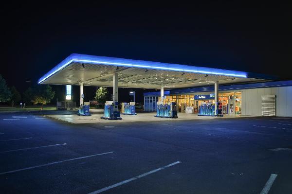Tankstelle Königswinter (Oberpleis)